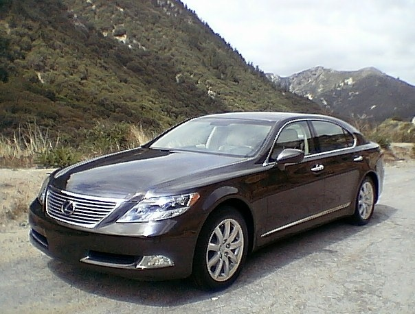 Picture of 2009 Lexus LS 600h L