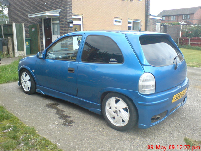 Picture of 1999 Opel Corsa, exterior