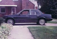 1982 Chevrolet Cavalier Overview