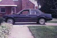 1982 Chevrolet Cavalier Overview