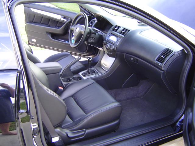 Honda Accord 2010 Coupe Interior. 2003 Honda Accord EX Coupe