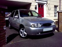 Picture of 1999 Ford Fiesta, exterior