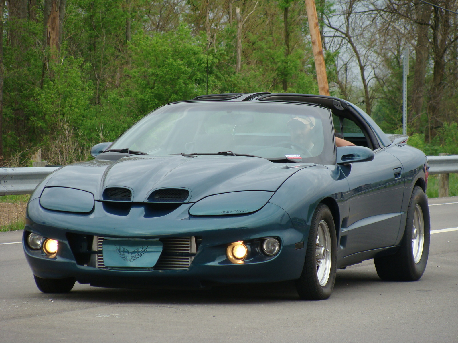 1995 Pontiac Firebird Formula 6-Speed, 48,000 Miles | Lot T37 ...
