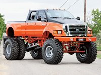 Picture of 2008 Ford F-450 Super Duty Lariat Crew Cab, exterior, gallery_worthy