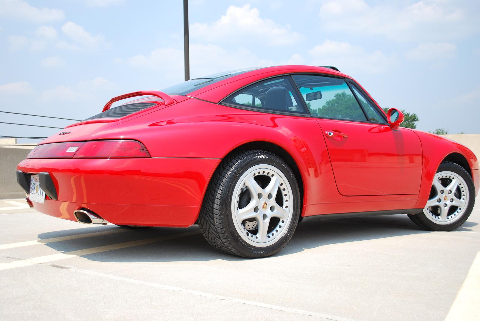 Porsche Dr Carrera Targa Coupe Pic