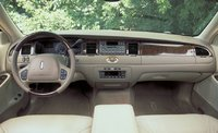 2010 Lincoln Town Car, Interior View, interior, manufacturer