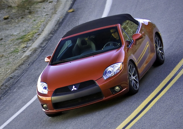 2010 Mitsubishi Eclipse Spyder