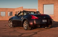 2010 Nissan 370Z, Back Left Quarter View, exterior, manufacturer