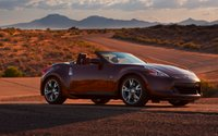 2010 Nissan 370Z, Front Right Quarter View, exterior, manufacturer
