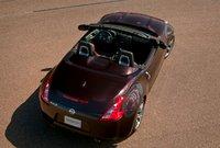2010 Nissan 370Z, Overhead View, exterior, manufacturer