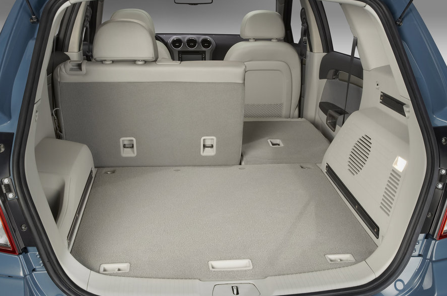 2010 Saturn VUE, Interior Cargo View, manufacturer, interior
