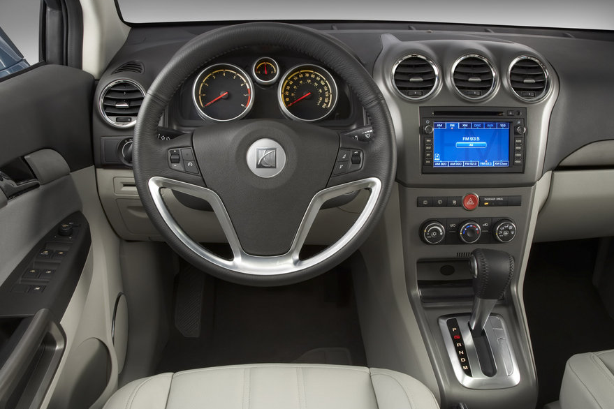 2010 Saturn VUE, Interior View, interior, manufacturer