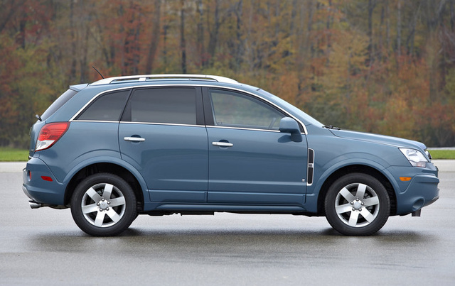2010 Saturn VUE, Right Side View, exterior, manufacturer, gallery_worthy