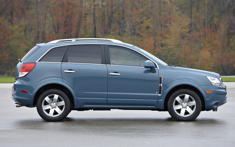 2010 Saturn VUE, Right Side View, manufacturer, exterior