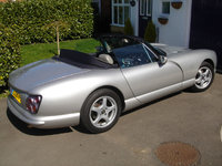 1999 TVR Chimaera Overview