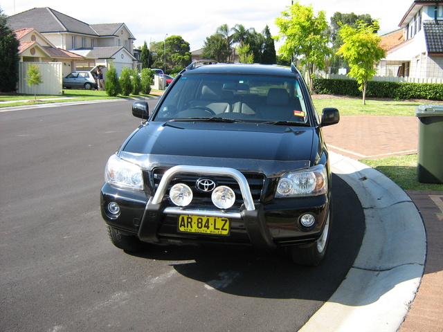 Picture of 2003 Toyota Kluger, exterior