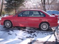 Picture of 1998 Subaru Legacy 4 Dr GT Limited AWD Sedan, exterior