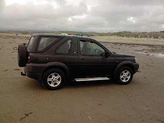 2002 Land Rover Freelander picture, exterior