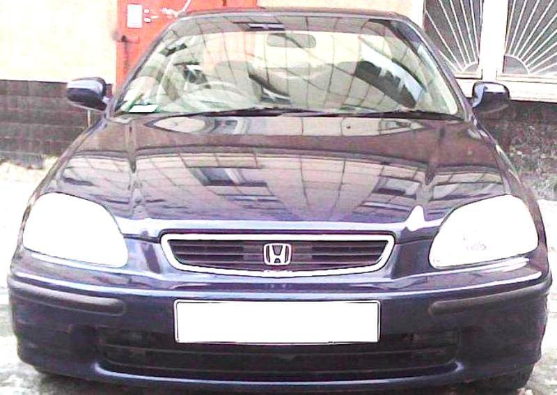 honda civic 2000 sedan. 1996 Honda Civic 4 Dr EX Sedan
