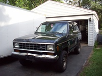 1987 Ford Bronco II picture, exterior