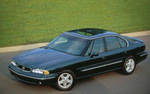 Picture of 1997 Pontiac Bonneville 4 Dr SE Sedan