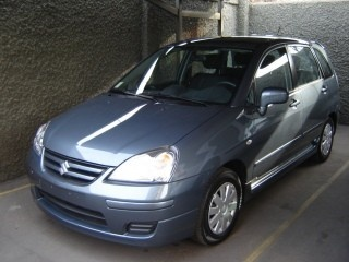 Picture of 2007 Suzuki Aerio Base