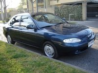 Picture of 1998 Hyundai Elantra 4 Dr GLS Sedan, exterior