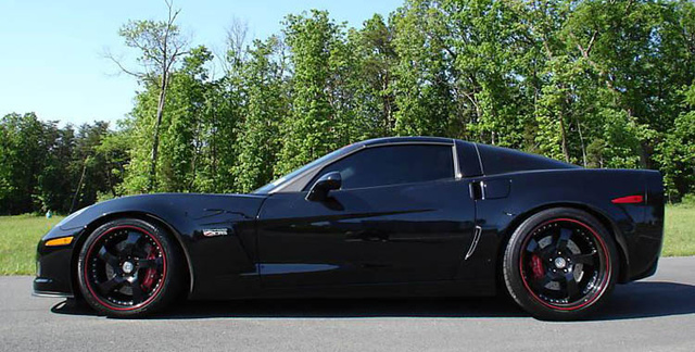 Picture of 2009 Chevrolet Corvette Z06 1LZ Coupe RWD, exterior, gallery_worthy