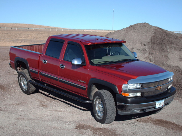 Picture of 2001 Chevrolet Silverado 2500HD LT Crew Cab 4WD