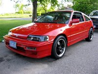 Picture of 1991 Honda Civic CRX CRX HF, exterior