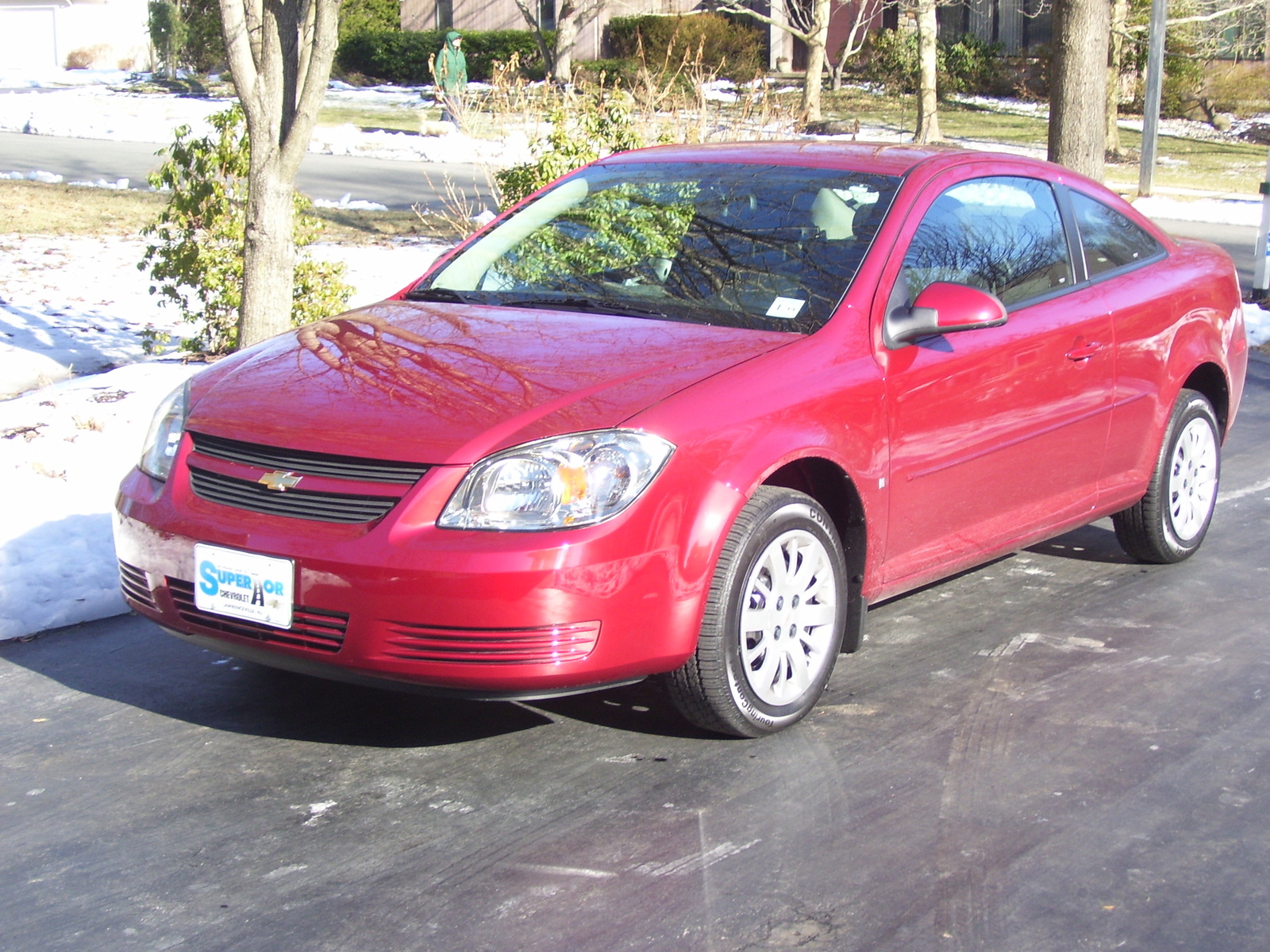 2009 chevrolet cobalt exterior pictures cargurus. Cars Review. Best American Auto & Cars Review