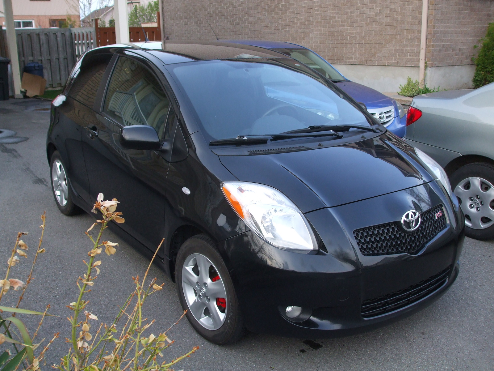 2006 toyota yaris exterior pictures cargurus. Black Bedroom Furniture Sets. Home Design Ideas