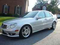 2002 Mercedes-Benz C-Class 2 Dr C32 AMG, 2002 Mercedes-Benz C32 AMG 4 Dr Supercharged Sedan picture, exterior