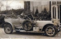 1916 Rolls-Royce Silver Ghost Overview