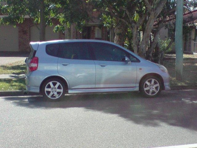 Picture of 2002 Honda Jazz