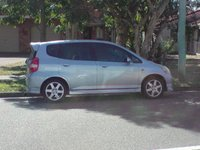 2002 Honda Jazz Overview