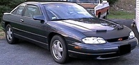 Picture of 1995 Chevrolet Monte Carlo 2 Dr Z34 Coupe, exterior