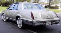 Picture of 1982 Lincoln Continental, exterior