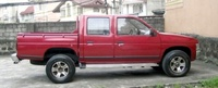 1997 Nissan Pathfinder Picture Gallery