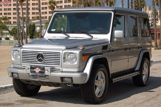 Picture of 2002 Mercedes-Benz G-Class