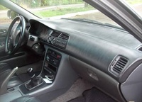 1997 Honda Accord EX, Picture of 1997 Honda Accord 4 Dr EX Sedan, interior