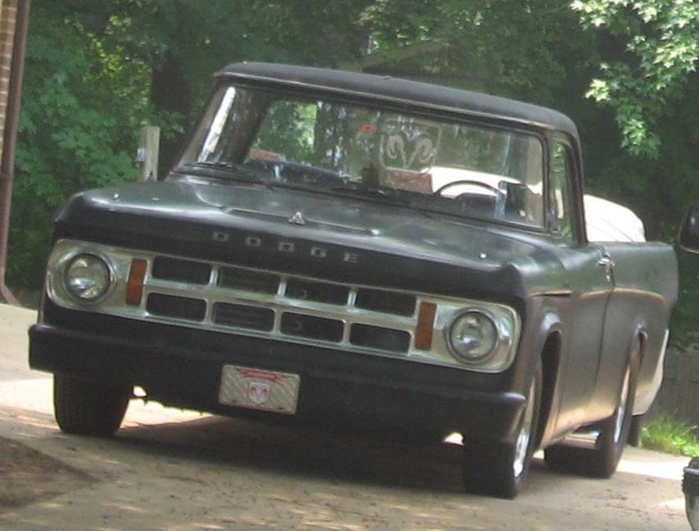 Picture of 1967 Dodge D-Series, gallery_worthy