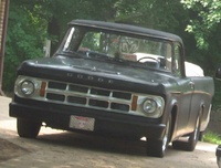 1967 Dodge D-Series Overview