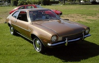 1974 Ford Pinto Picture Gallery