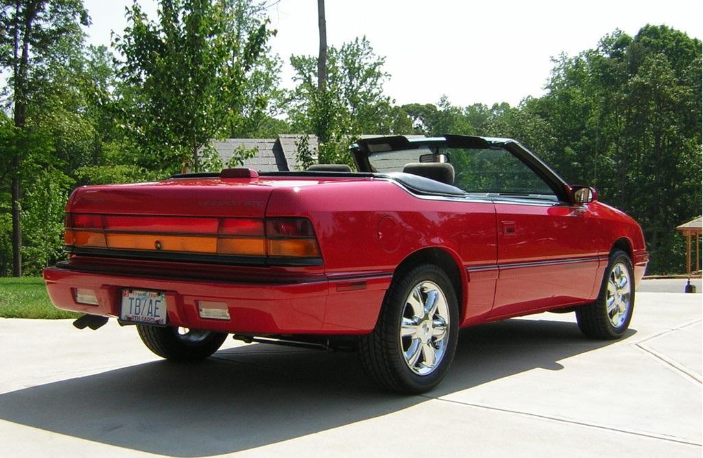 1994 Chrysler Le Baron Pictures Cargurus