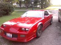 Picture of 1992 Chevrolet Camaro RS, exterior