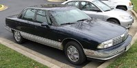 Picture of 1991 Oldsmobile Ninety-Eight 4 Dr Regency Elite Sedan, exterior