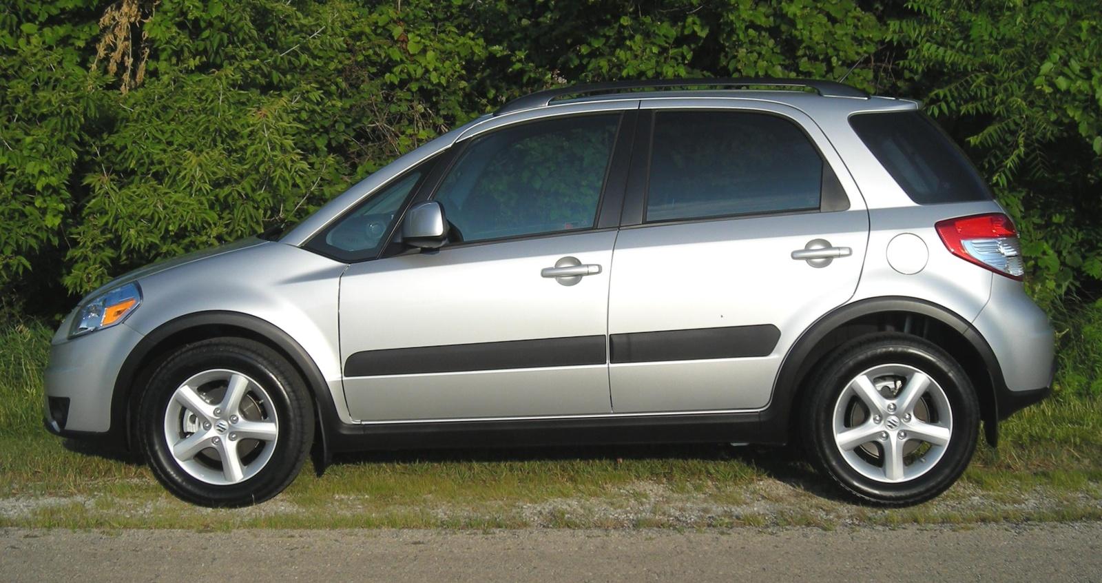 2008 Suzuki Sx4 Pictures Cargurus