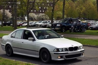 2000 BMW 5 Series 540i, 2000 BMW 540 540i picture, exterior
