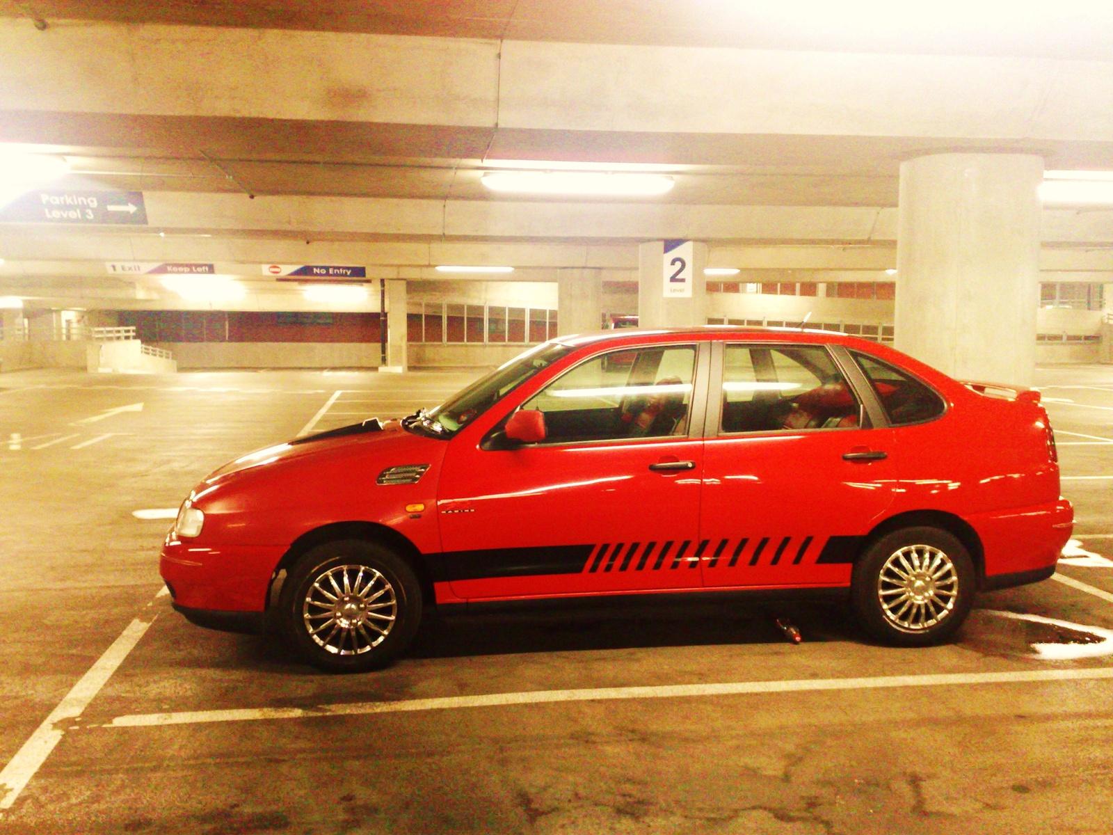 1997 Seat Cordoba picture
